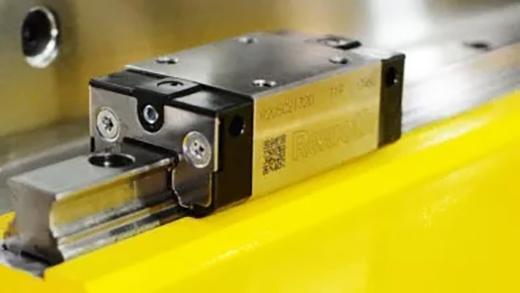 沪工中高功率宽幅激光切割机高精度保持性