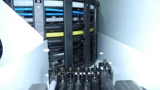 沪工中高功率宽幅激光切割机可靠性高